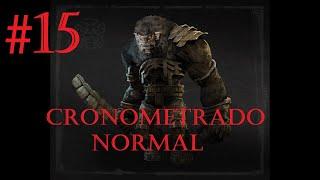 Coloso #15 - Ataque Cronometrado (Normal) - Shadow of the Colossus PS4 HD