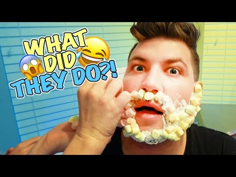 😱 WHAT DID THEY DO TO HIM?! 😱 MARSHMALLOW BEARD 😂 RORY TASTES A SOUR LEMON AND THINKS SHE'S SAVAGE 😂