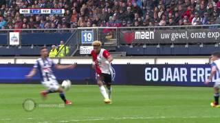 Top 10 goals Feyenoord in 2017