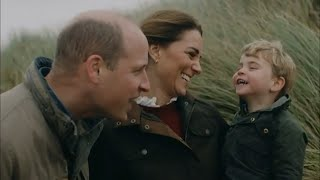 video: The seven most middle-class moments in the Cambridges' home video