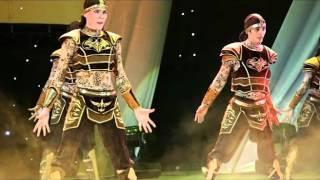 """Театр танца Алексея Велижанина. Танец """"Балбыраун"""""""