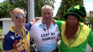 Help For Heroes Big Battlefield Bike Ride: Day 4