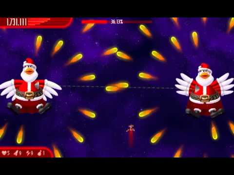 Video of Chicken Invaders 4 Xmas