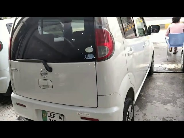Nissan Moco G 2011 for Sale in Lahore
