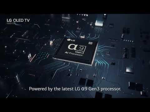 LG Television OLED48CX5LC - Black Video 1