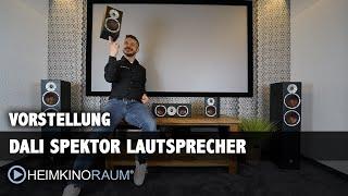 Dali Spektor Lautsprecher - Großer Sound zum kleinen Preis von Dali