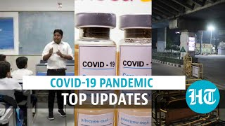 Covid update: Vaccine fresh trial; Delhi night curfew option; PM's SII visit