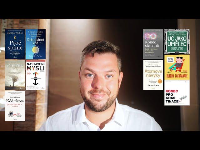 Výběr TOP knih osobního rozvoje pro rok 2021 (+ kód na všechny knihy od Jan Melvil)