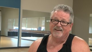 "66-year-old bodybuilder: ""Attitude is everything"""