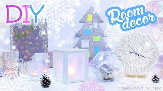 5 DIY Winter Room Decor Ideas – How To Decorate Your Room (Winter Style)