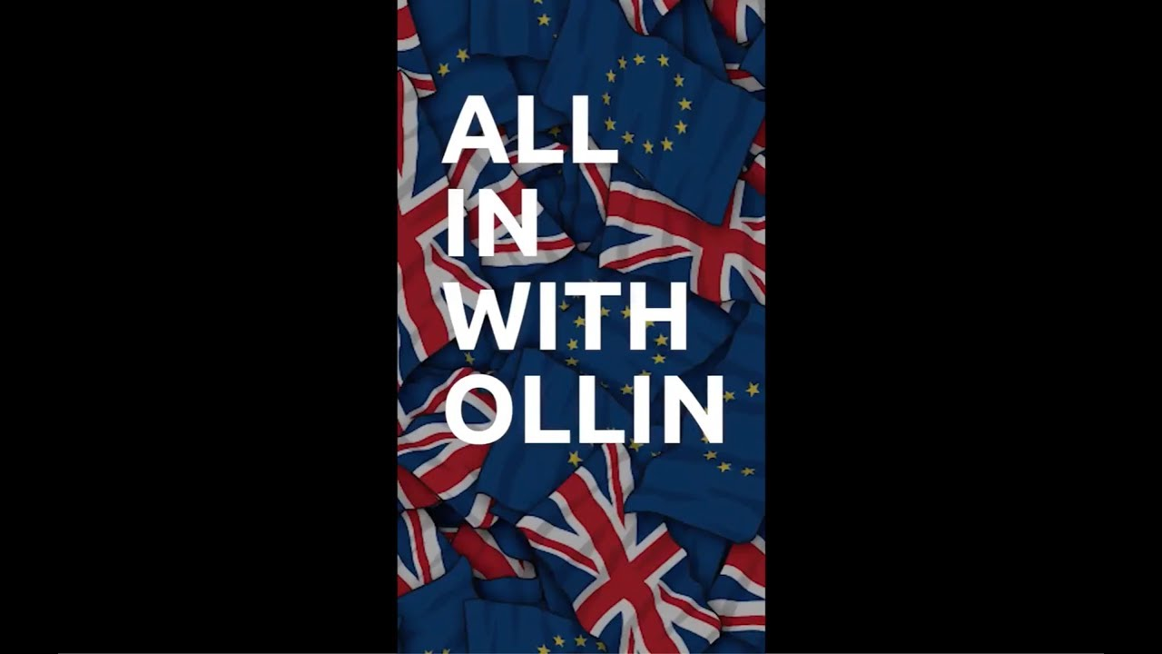 All in with Ollin! - 02 Brexit