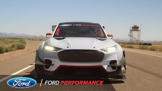 YouTube Video Y3846KFDmFQ for Product Ford Mustang Mach-E Electric Crossover by Company Ford Motor in Industry Cars