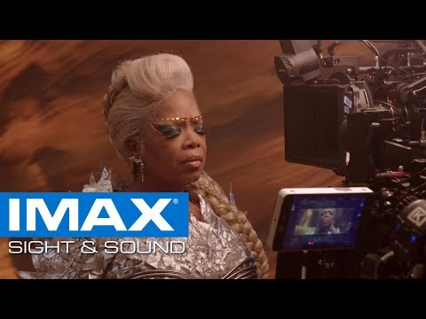 A Wrinkle in Time (Featurette 'Sight & Sound')