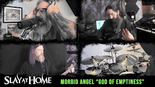 """MORBID ANGEL """"God of Emptiness"""" By GORGUTS / MISERY INDEX 