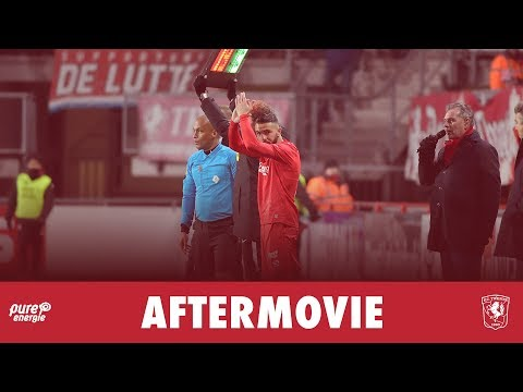 Aftermovie: Drie punten in De Grolsch Veste