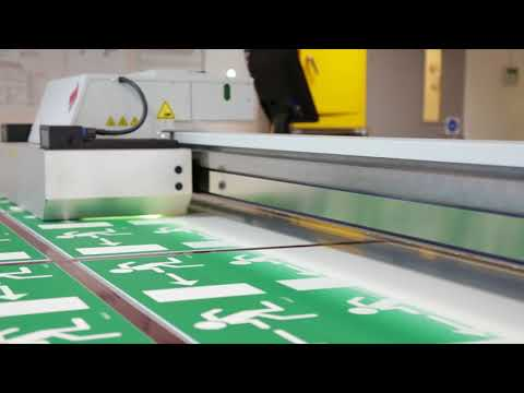 Photoluminescent Signs - Seton