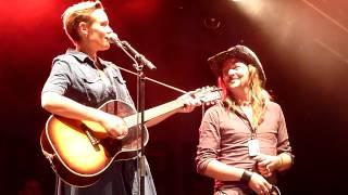 Devil on My Mind - Rita Hey & Freddy Volvo @ Winterthurer Musikfestwochen, 17.08.2012