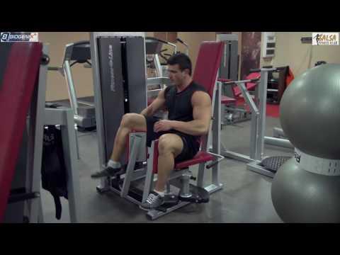 Wszystkie ćwiczenia brzucha i skośne