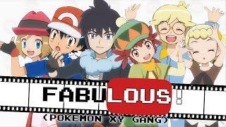 ☆F@BUL0US! // Ash & Friends!  [Pokemon XY MMD]☆