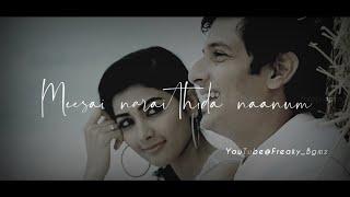 Vaayamoodi Summa Iru Da| Mugamoodi | Jeeva | Tamil love songs WhatsApp status video | Freaky Bgmz❣️
