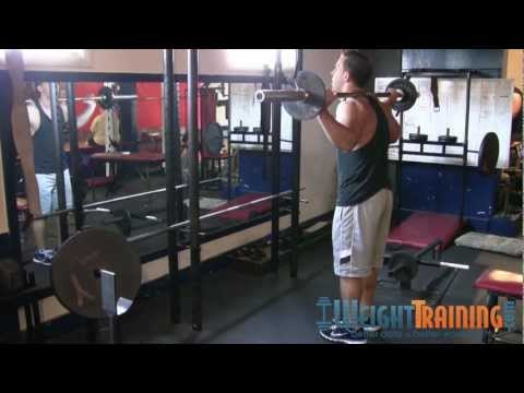 narrow stance squat  exercise