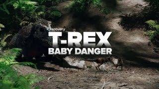 T-Rex Babies In HUGE Danger!