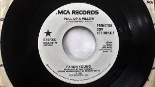 Pull Up A Pillow , Faron Young , 1981