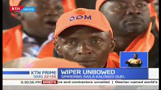 Former Embakasi South MP Julius Mawathe of Wiper Party given a direct ticket