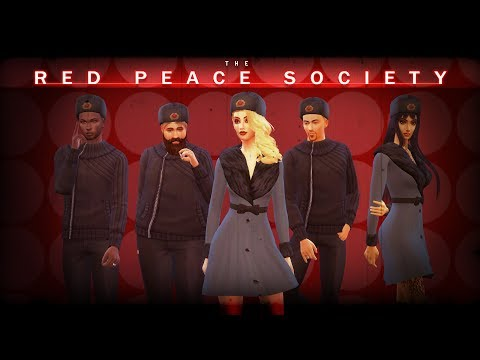 The Red Peace Society (Episode 1) | The Sims 4