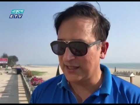 করোনা পরিস্থিতিতে কক্সবাজার সমুদ্র সৈকত যে রূপ ধারণ করেছে || ETV News