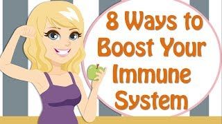 How To Boost Immune System And Prevent Illness Naturally!!