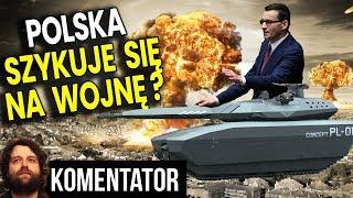 Polska Szykuje Się na Wojnę? – Ruszył Pobór – Wezwania w Środku Nocy – Analiza Komentator Wojsko PL