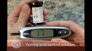 OneTouch UltraMini Blood Glucose Monitoring System - Instructions for Use (Part 2 of 2)