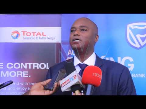 Total to use Stanbic's agent banking points