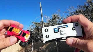 8024 Ten Dollar RC Car Test Drive Review