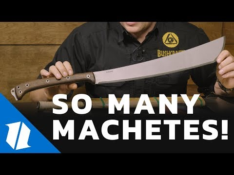 All About Machetes With Joe Flowers | Knife Banter Ep. 61