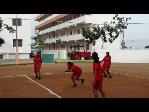 INTER HOUSE VOLLEYBALL