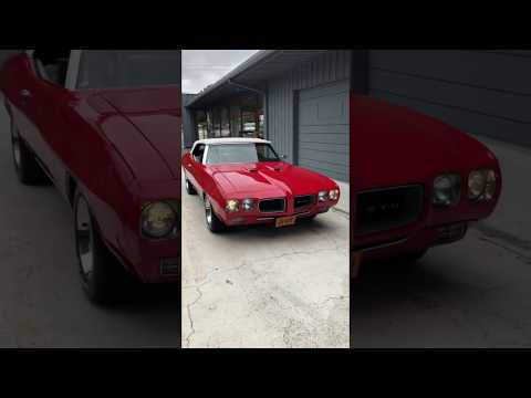 Video of '70 GTO - OGMT