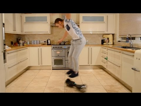 BLUETOOTH MINI SEGWAY HOVERBOARD REVIEW & UNBOXING