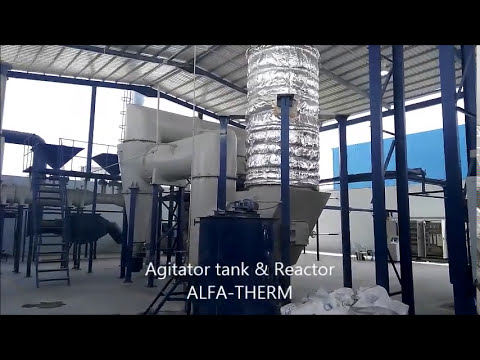 Rotary Kiln Incinerator (Dry Scrubbing Technology )