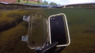 Found Lost iPhone 7 in River While Scuba Diving! (w/ Girlfriend) | DALLMYD - Video Youtube