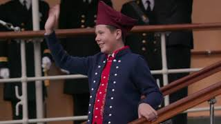 Danish Royal Children Are Charming On Faroese National Costumes