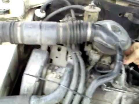 Bestimmen Sie die Kraft des Drucks des Benzins