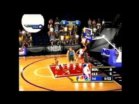 NBA Showtime : NBA On NBC Nintendo 64