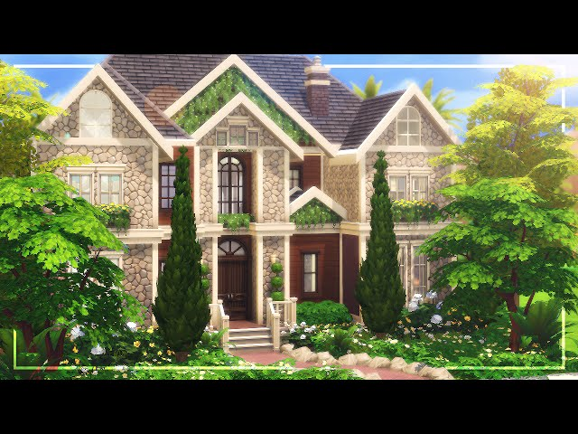 The-sims-4-speed-build