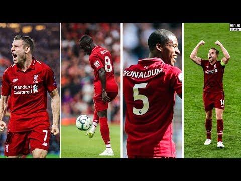 Liverpool FC • Midfield Dominance 2018/2019