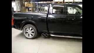 Dodge Ram V8 Pickup mit SUPERSPORT Sportauspuffanlage