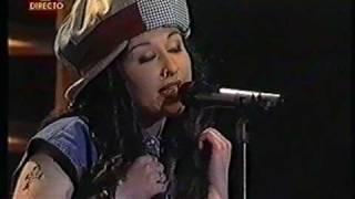 Susana Neves-Pleasantly Blue (Four None Blondes) Chuva de Estrelas 1998-Grande Final Coliseu