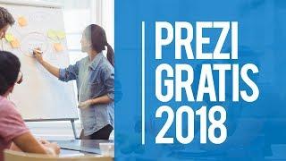 Prezi Gratis 2018 | Obtén Una Cuenta Gratis | Tutorial Prezi