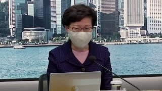Hong Kong Delays Election By A Year